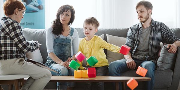 Le trouble du spectre de l'autisme; Comprendre et intervenir (MODULE 2) | AUT-02