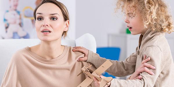 Le trouble de l'attention avec ou sans hyperactivité | TDA-01