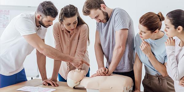Cardio-Secours RCR/DEA, Soins immédiats en réanimation (SIR) | RCR-01