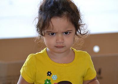Comportement d'opposition chez l'enfant; comprendre et intervenir en milieu de garde | TOP-04